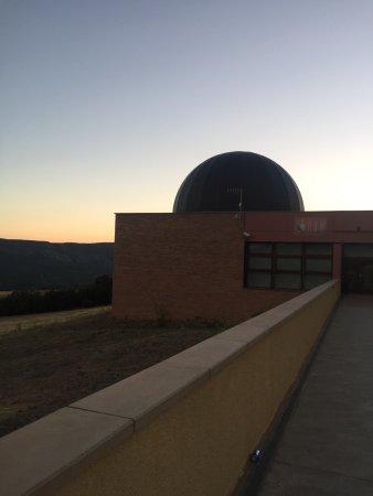Centre d'Observacio de l'Univers: Centre d'Observació de l'Univers