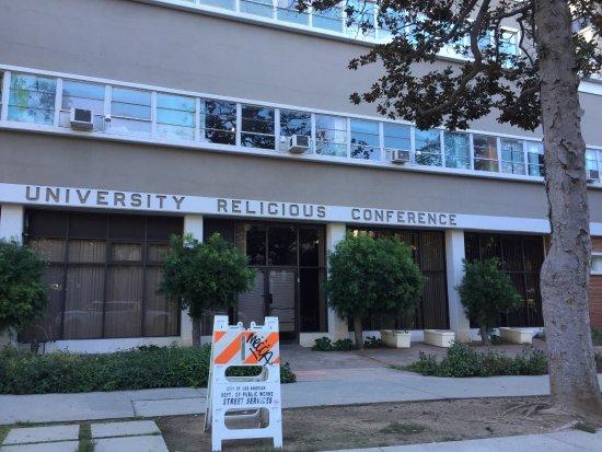 University of California, Los Angeles (UCLA): around ucla..