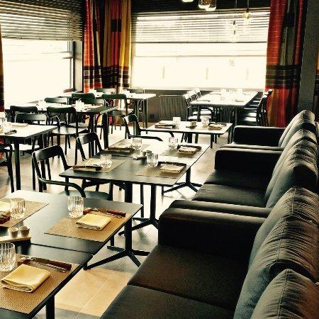 Cafe renee anzegem restaurant avis num ro de t l phone photos tripadvisor - Eigentijds restaurant ...