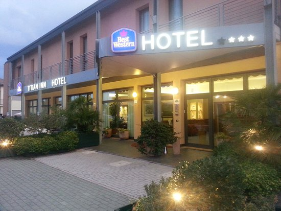Best Western Titian Inn Hotel Venice Airport Photo