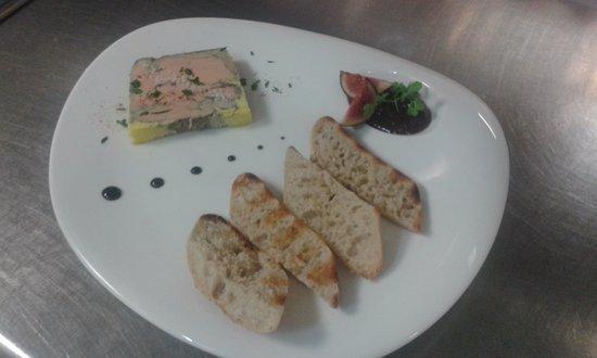 Le Week End : Foie gras maison