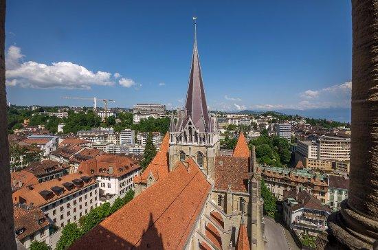 Cathedrale de Lausanne: Cathédrale