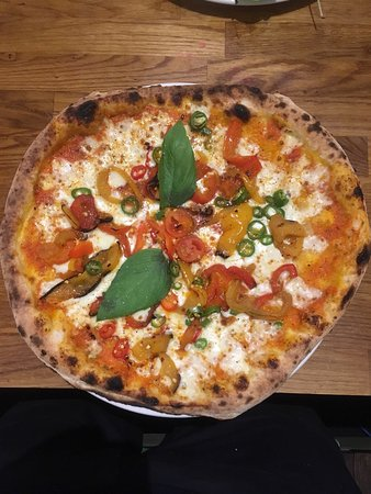Photo0jpg Picture Of Pizzaface Worthing Tripadvisor