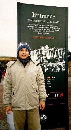 The Stonehenge Tour: We finally arrived at the Stonehenge