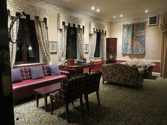 Redworth, UK: One of the many Lounge areas, within the Hotel