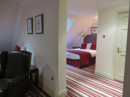 Redworth, UK: Room 403 - 2 Rooms in One
