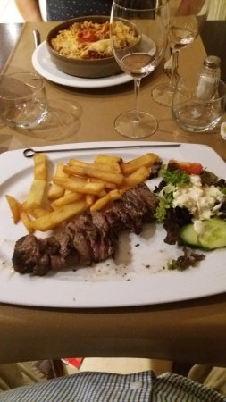 La table du grec jurbise restaurantbeoordelingen tripadvisor - Restaurant la table du grec ...