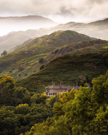 Loughrigg, UK: c/o Richard Jones @richjjones