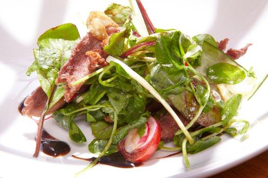 Stone House Hotel Restaurant: Seasonal salads