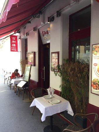 Chez Ming Restaurant Paris