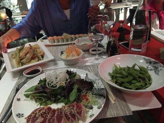 Koi photo de ko aix en provence tripadvisor for Koi sushi aix
