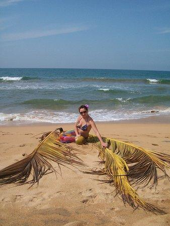 Induruwa Beach Resort: Not far from the hotel