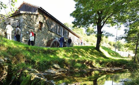 Moulin de Masmejean, maison des énergies renouvelables