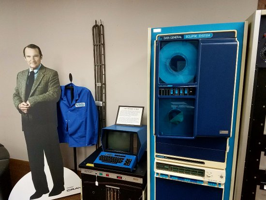 Chippewa Falls, WI: The Seymour Cray exhibit was especially interesting for the creation of the supercomputer.
