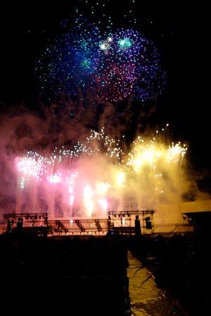 Jingu Gaien Fireworks