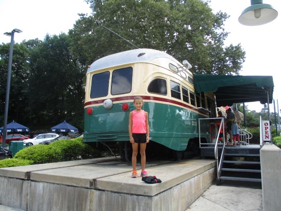 Picture Of Trolley Car Diner, Philadelphia