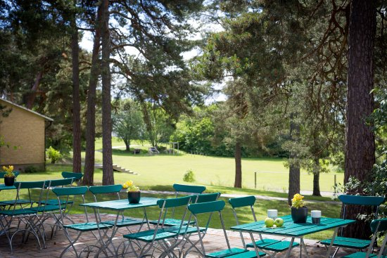 Sigtuna, Suecia: Relax in the park