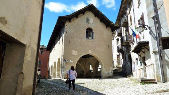 Vogogna, Italy: Borgo amtico
