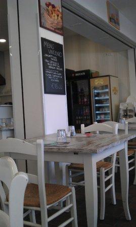 Restaurant Il Cartoccio: Interno