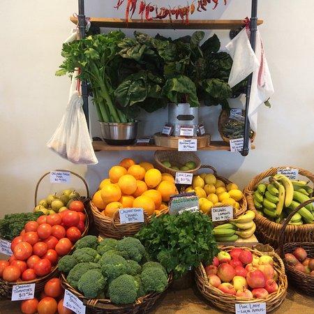 Jindabyne, Austrália: Fresh Produce!