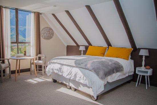 Swellendam, Sudáfrica: Top Bedroom