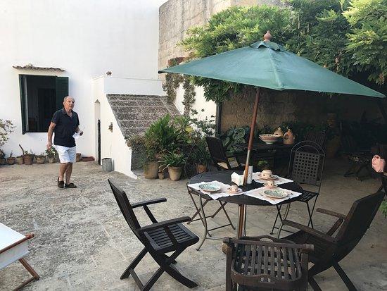 Andrano, Italia: Colazione