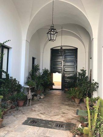 Andrano, Italia: L'ingresso
