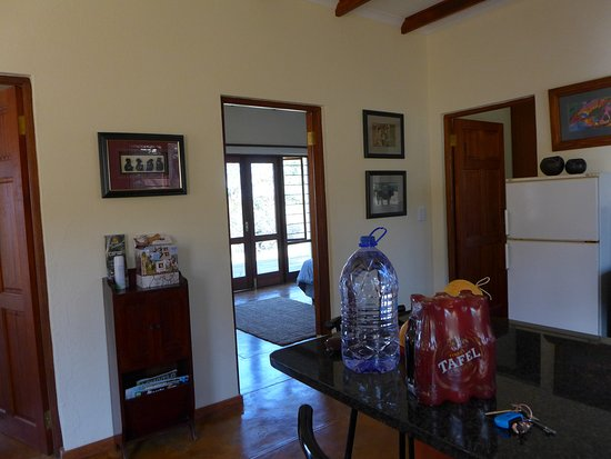 White River, South Africa: Scenes from Tulela cottage