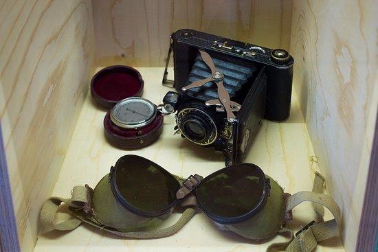 Hofn, Islandia: Items from the folk museum.
