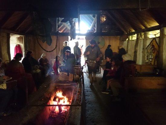 Cranborne, UK: Viking Longhouse