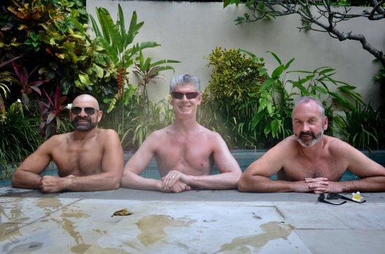 Villa Coco: The Private Pool