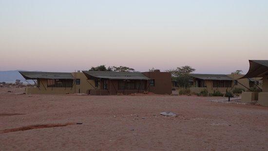 Sesriem, Namibia: aspecto general