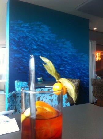 Hotel Oceania Saint Malo : le bar