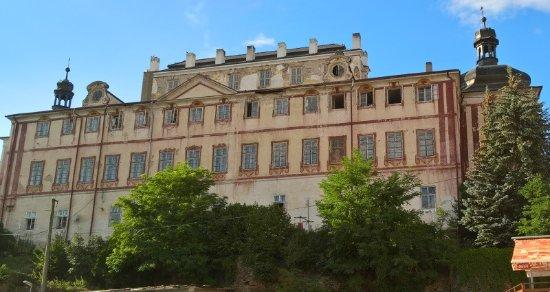 Zamek (Castle) Kacov