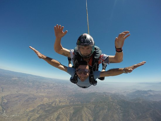 Jamul, CA: Flying High