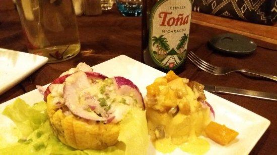 Tola, Никарагуа: Ceviche
