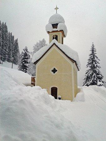 St. Veit in Defereggen, Österreich: Kapelle in Zotten
