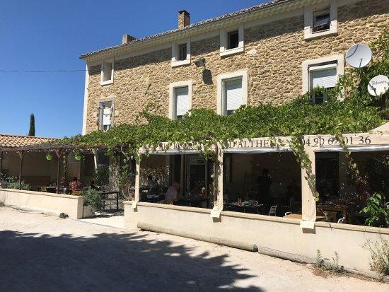 Althen-des-Paluds, Frankrig: Le Bistrot d'Althen