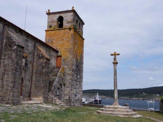Cape Finisterre, Spanien: Imagen del Camiño dos Faros