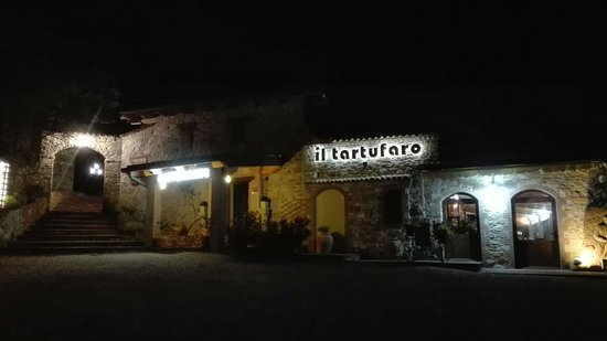 Valtopina, Italy: IL TARTUFARO
