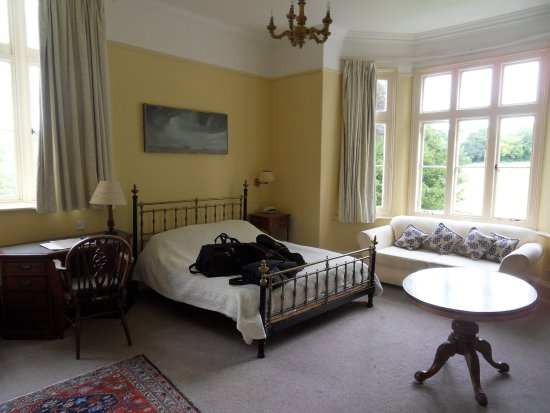 Chettle, UK: Castleman Hotel, Bedroom number two