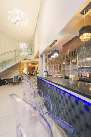 Blue Diamond Boutique Hotel: Our Beautiful Bar