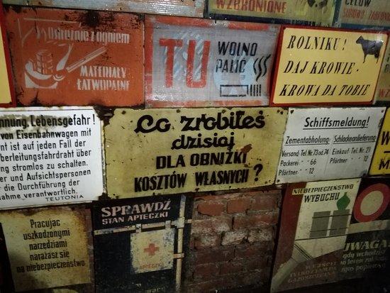 Złoty Stok, Polska: Tablickzi