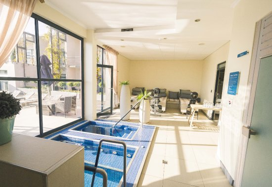 Blue Diamond Boutique Hotel: Our Hydro Lounge