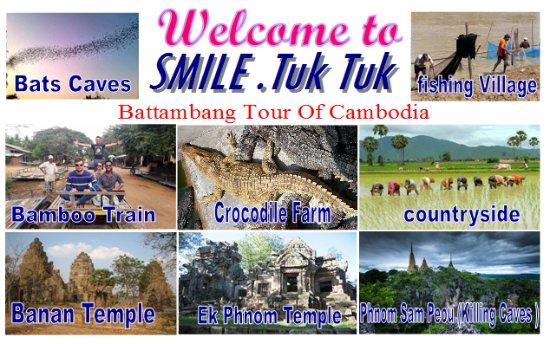 Battambang, Camboya: Day Trip