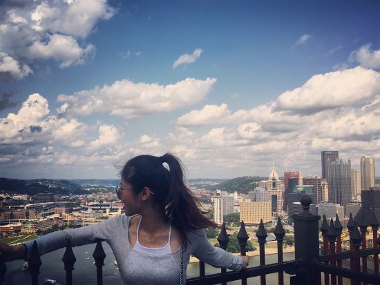 Mount Washington: Nice skyline