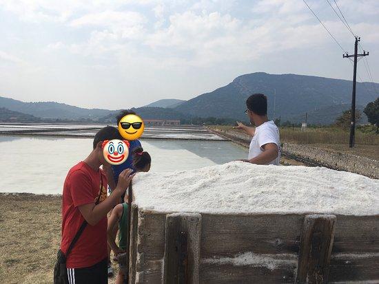 Ston Salt Works: photo1.jpg