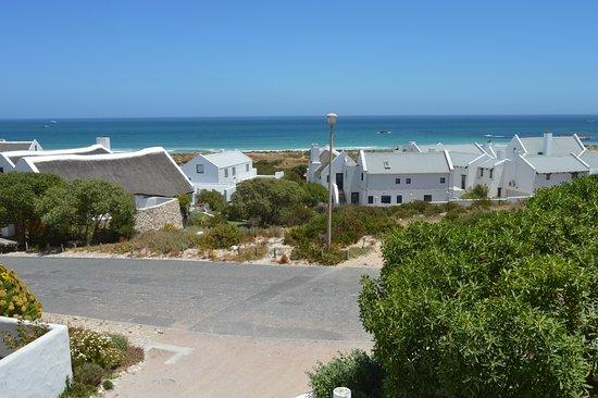 Paternoster, جنوب أفريقيا: B2 Overnighter panoramic sea view 