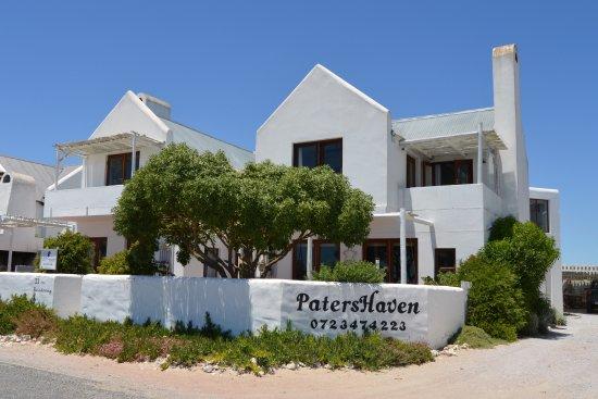 Paternoster, جنوب أفريقيا: Paters Haven street view 