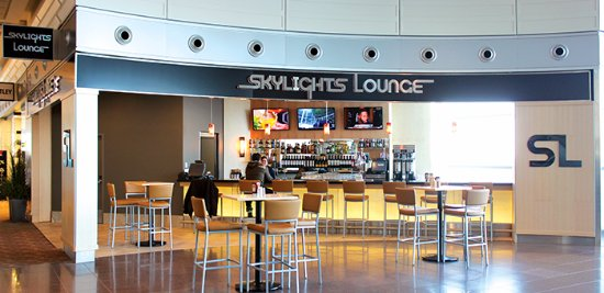 Skylights Lounge